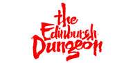 Up to 33% off entry to The Edinburgh Dungeons Logo